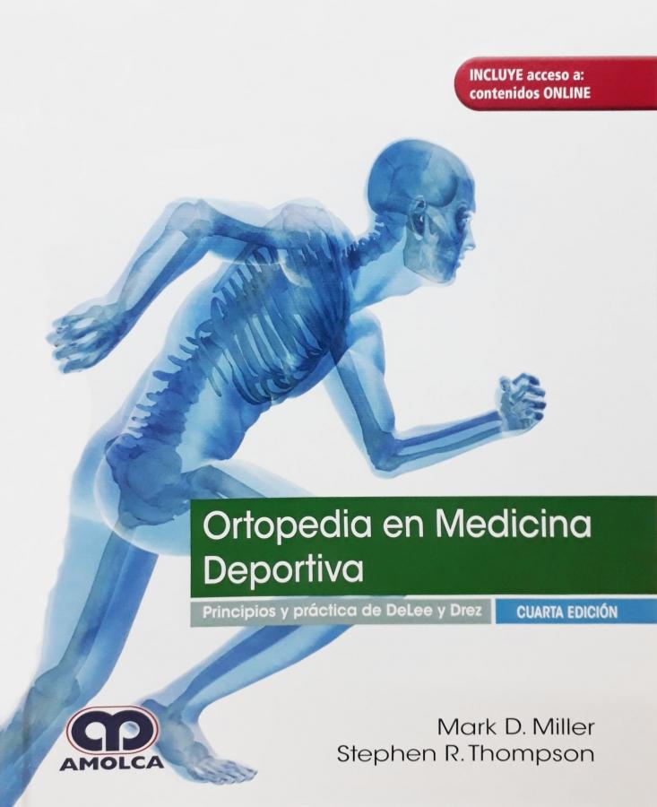Ortopedia en Medicina Deportiva
