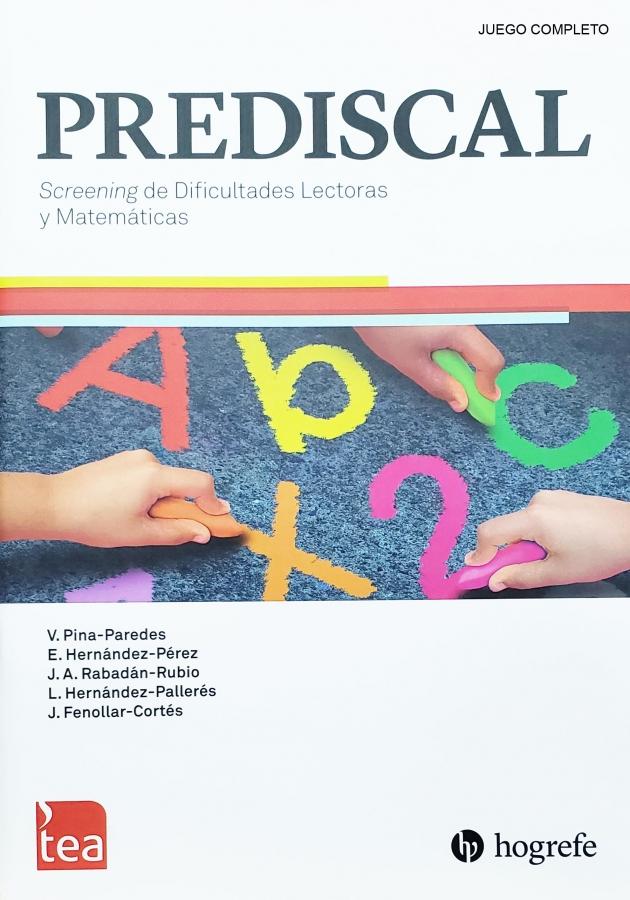 PREDISCAL. Screening de Dificultades Lectoras y Matemáticas