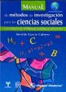 MANUAL DE METODOS DE INVESTIGACION PARA LAS CIENCIAS SOCIALES