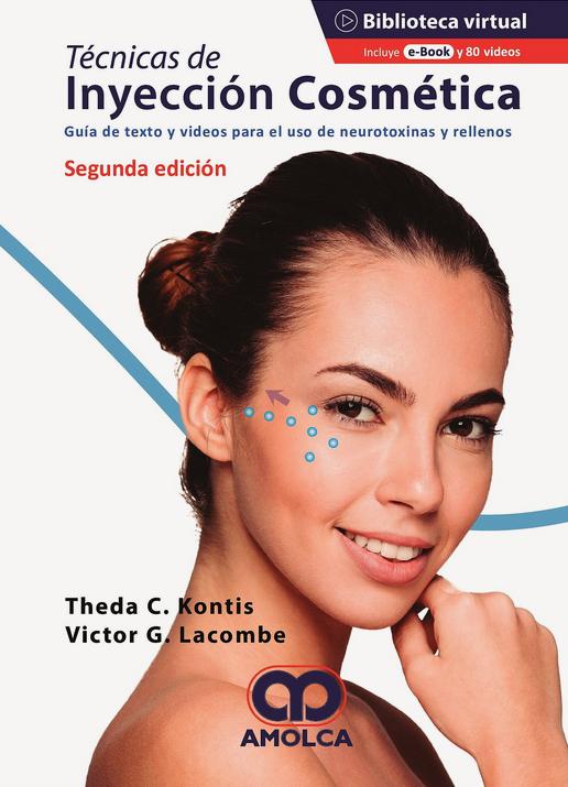 TECNICAS DE INYECCION COSMETICA: GUIA DE TEXTO Y VIDEOS