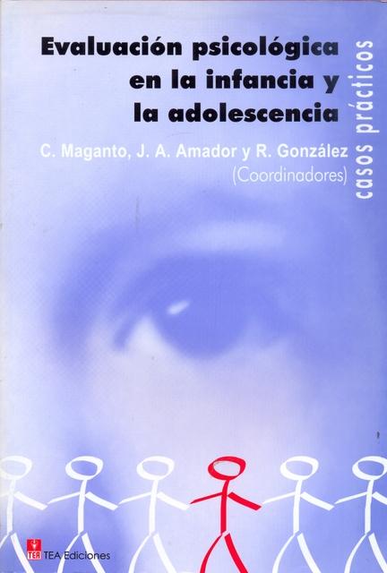Evaluacion psicologica en la infancia